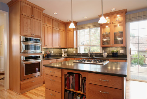Caesarstone Raven Quartz Kitchen Countertops Ideas