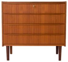 Vintage Danish Modern Drawer Chest Modern Furniture Minneapolis By Danish Teak Classics