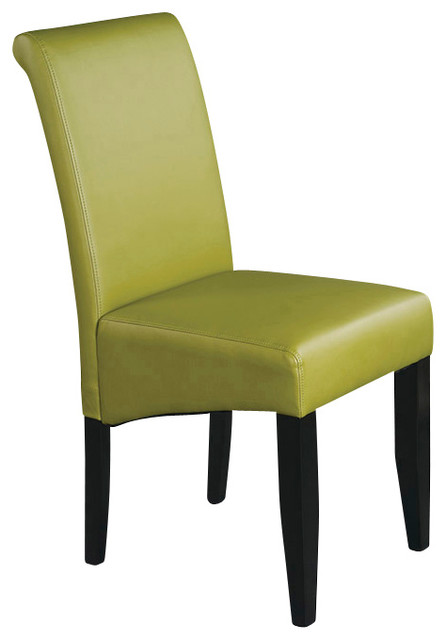 Office Star Metro Parsons Chair In Espresso Dining Chairs By Beyond Stores