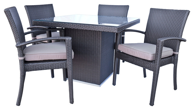 Maxime Outdoor Dining Set Modern Outdoor Dining Sets san go by Eur