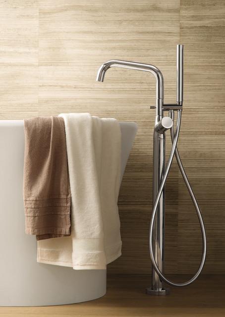 Nostromo fantini contemporaneo set rubinetti per vasche da bagno e docce other metro - Docce per bagno ...