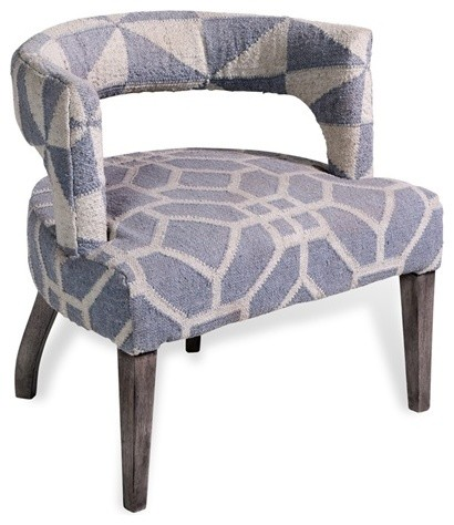 Monique Kilim Chair - Transitional - Armchairs And Accent Chairs - by ...