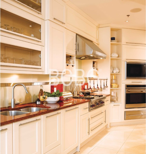 Contemporary kitchen style contemporary kitchen for Cuisine bcbg