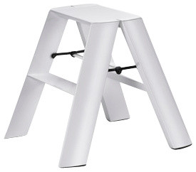 Metaphys Lucano Step Stools 2 Step Ansi Rated