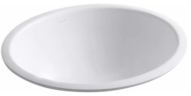 Lavabos Para Baño Kohler: Bathroom Sink – Clásico – Lavabos para el baño – de Buildcom