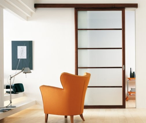 aluminium sliding door system for wood door modern interior doors