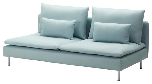 S derhamn modern love seats by ikea for Modern love seats