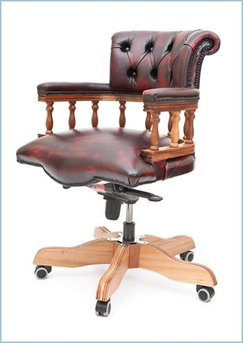 Captain 39 S Office Chair Traditional Office Chairs Brisbane By Ches