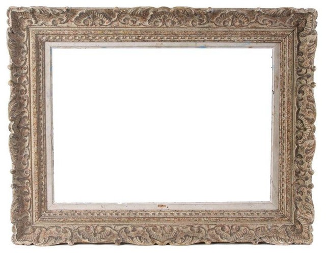 Vintage French Ornate Frame Circa 1940 - Farmhouse ...