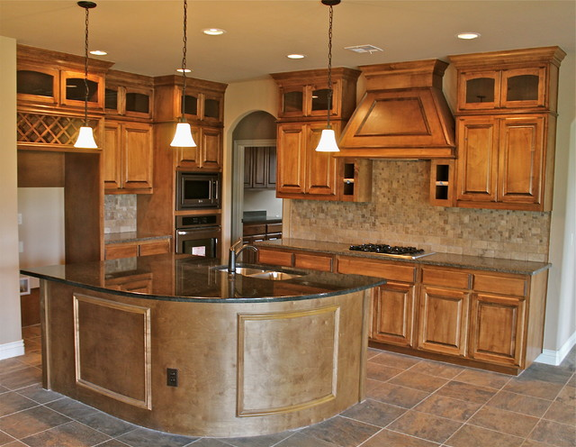 Kitchens Traditional Kitchen Oklahoma City By Richard Douglas Cabinets And Trim