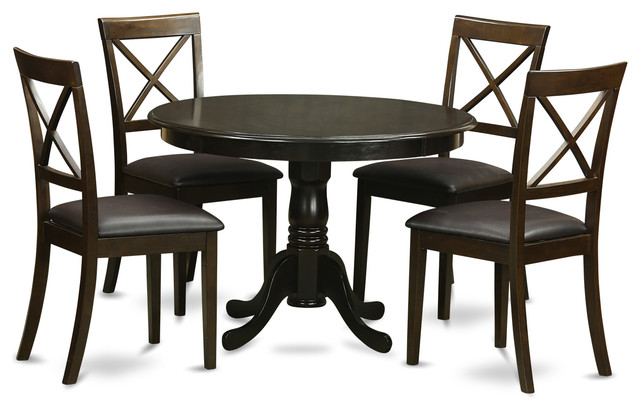5 Piece Kitchen Nook Dining Set Kitchen Table And 4