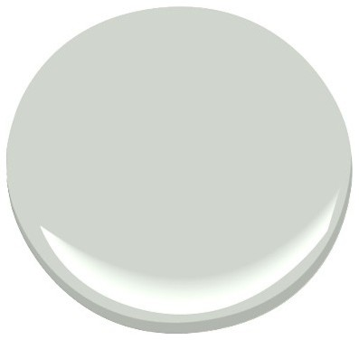 Gray Cashmere Benjamin Moore Contemporary Paint By
