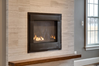 Heat & Glo 6000 Modern Gas Fireplace