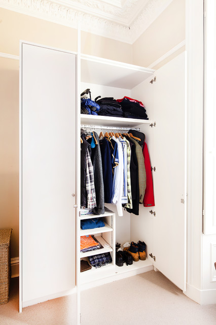 fitted wardrobes contemporary bedroom scotland by good with