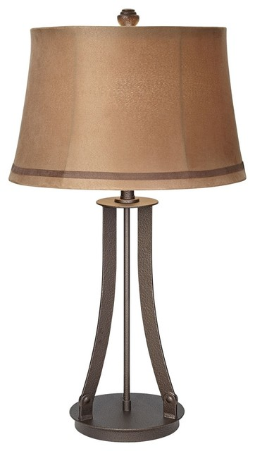 table lamp dark rust traditional table lamps by alcove lighting. Black Bedroom Furniture Sets. Home Design Ideas