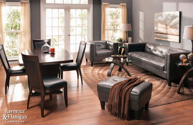 bartolo collection contemporary living room other