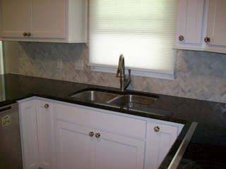Tile And Stone Work Traditional Omaha By Tall Pine Construction