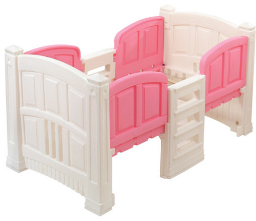 Step2 Girls Twin Loft Bed Contemporary Kids Beds By