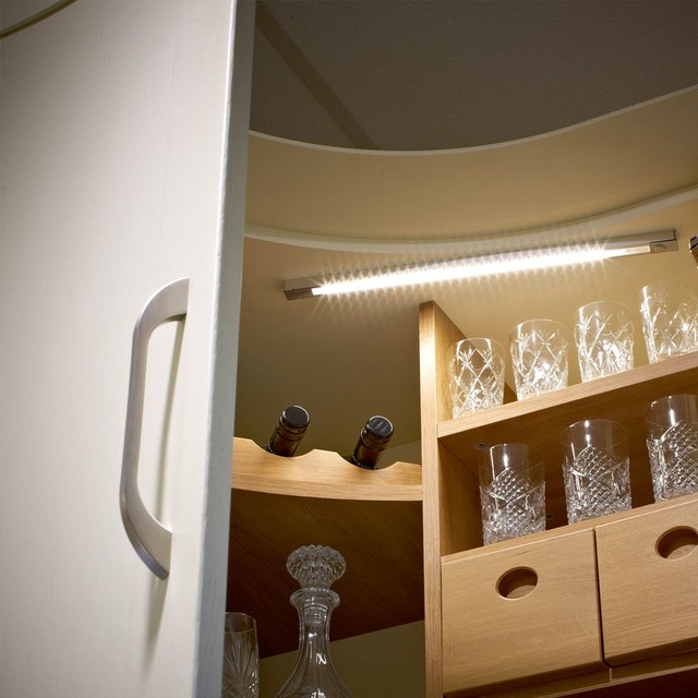 HD LED Recess/Surface In Cabinet Light With PIR Sensor
