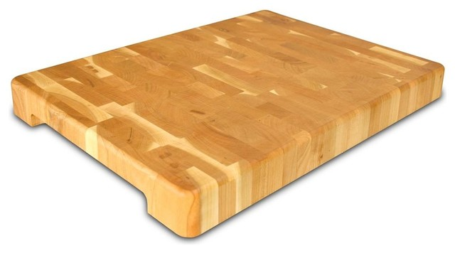 Contemporary Solid Wood Chopping Board Contemporary