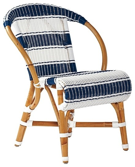 Monaco Dining Chair Traditional Outdoor Dining Chairs