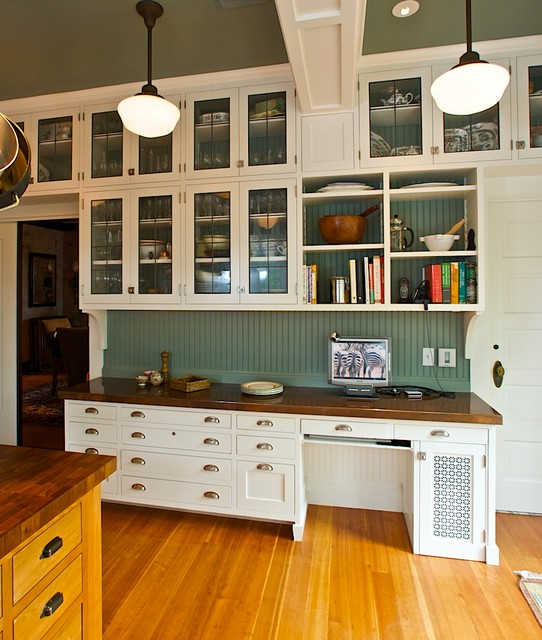 Volunteer park kitchen traditional seattle by for Kitchen cabinets seattle