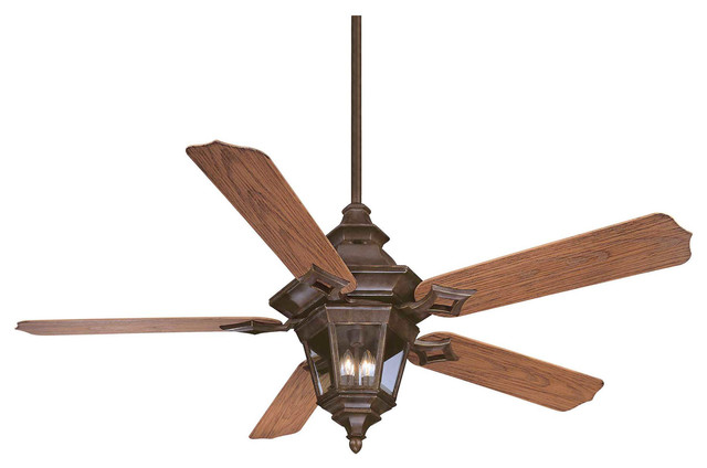 Savoy House 52 515 5o 40 Chatsworth Patina Outdoor 52 Ceiling Fan Beach Style Ceiling Fans