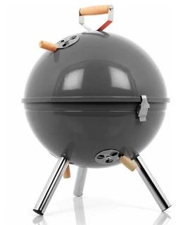 bbgrill barbecue charbon gris contemporain barbecue par alin a mobilier d co. Black Bedroom Furniture Sets. Home Design Ideas