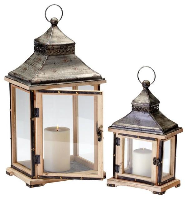 cyan lighting 04734 oxford 12 inch lantern