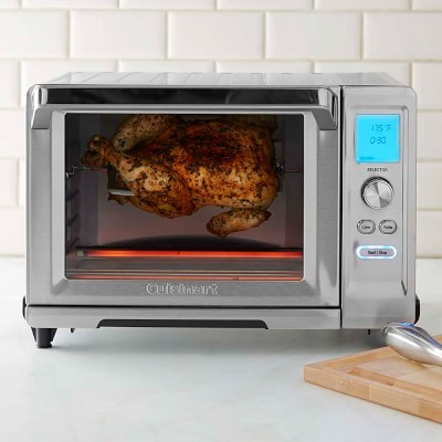 Countertop Convection Oven With Burners On Top : Rotisserie Convection Toaster Oven Williams Sonoma - Toaster Ovens ...