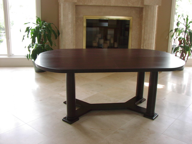 dining tables contemporary chicago by vas design inc