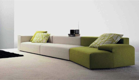 freestyle sofa collection by molteni c modern sofas. Black Bedroom Furniture Sets. Home Design Ideas
