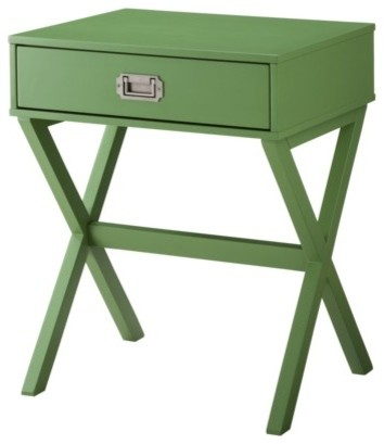 green end table 3