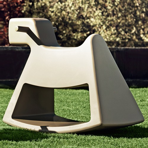 Rosinante Rocking Horse Modern Outdoor Rocking Chairs
