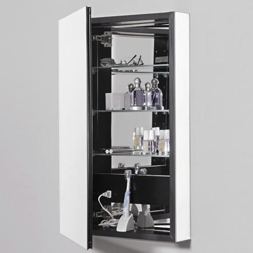 Robern | PL Series Cabinet - Large - Modern - Medicine Cabinets - by YBath