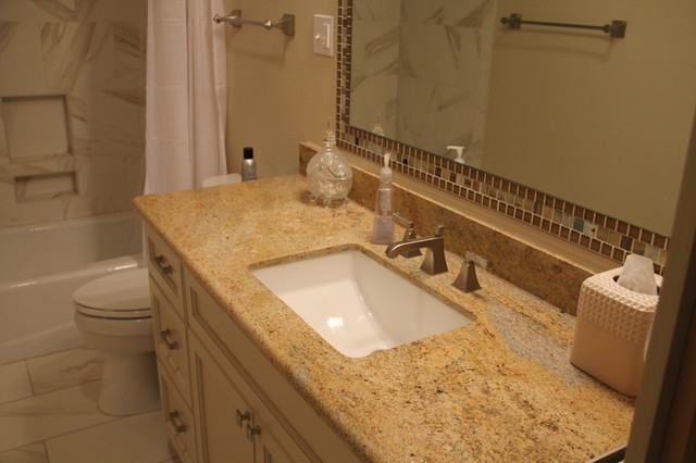 Chateau bathroom renovation for Bathroom renovation new orleans