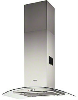 Electrolux EFA X Island hood in stainless steel and