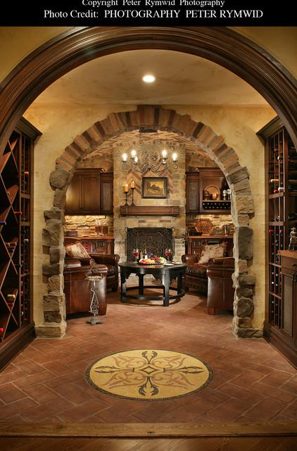 wine cellar basement killer basement mediterranean wine cellar