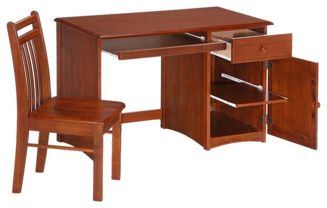 bedroom clove student desk cherry transitional kids desks and desk