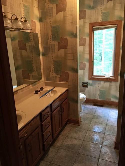 Indianapolis Bathroom Remodel