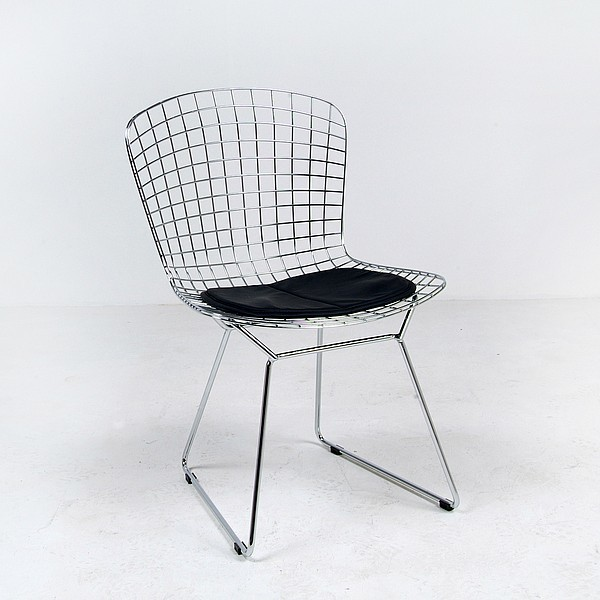 Bertoia Hourglass Chair Reproduction Midcentury Armchairs And Accent Chairs Other Metro
