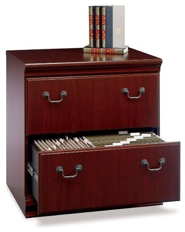 Birmingham Collection- Cherry Lateral File - Modern - Filing Cabinets