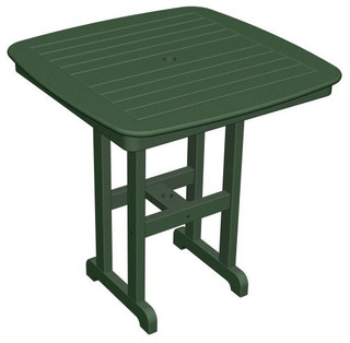 Eco-friendly Counter Table in Green - Contemporary - Outdoor Pub And ...