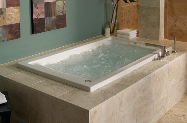 Evolution 5 X 36 Deep Soak Everclean Air Bath Bathtubs