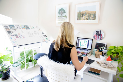 Creatives at Home: Annie Davidson