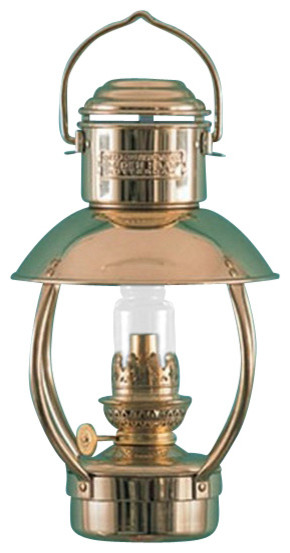 Weems Plath Mini Trawler Oil Lamp Beach Style Outdoor Table Lamps