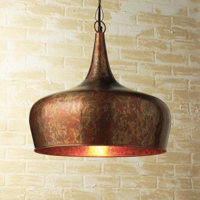 Kitchen Hanging Lights Copper 20185228