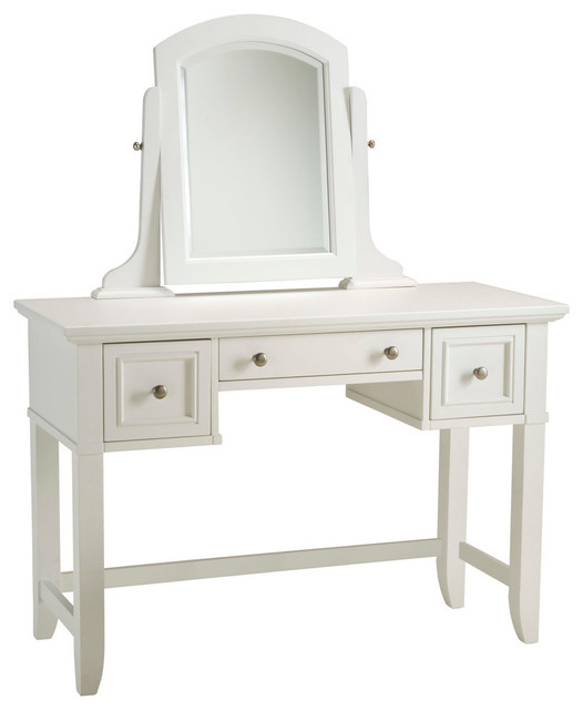 naples white vanity table transitional bedroom makeup vanities