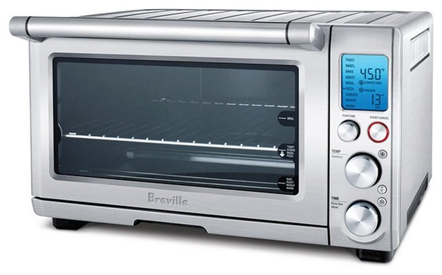 Breville Smart Convection Toaster Oven - Modern - Toaster Ovens - by ...