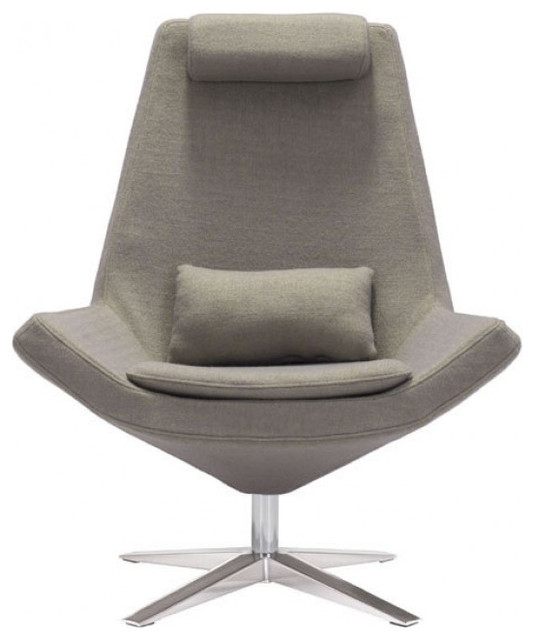 bruges zuo lounge chair olive green asian armchairs